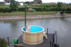 Polypropylene Hot Tub Inside Viking1