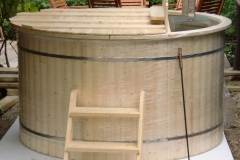 Polypropylene Hot Tub Viking2