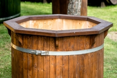 Round Cold Tub Viking1