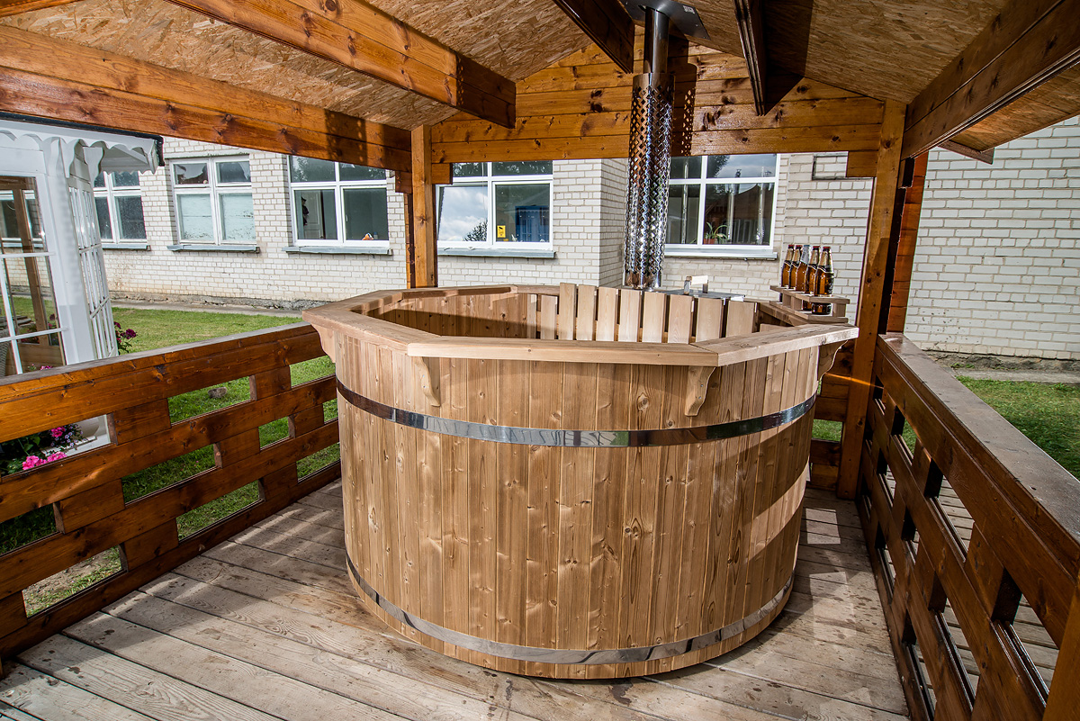 Hot Tub Thermo Viking1