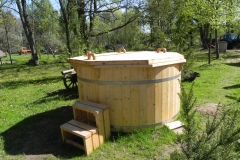 Hot tub Spruce Viking1