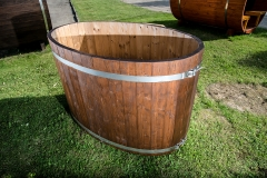Oval Cold Tub Viking1